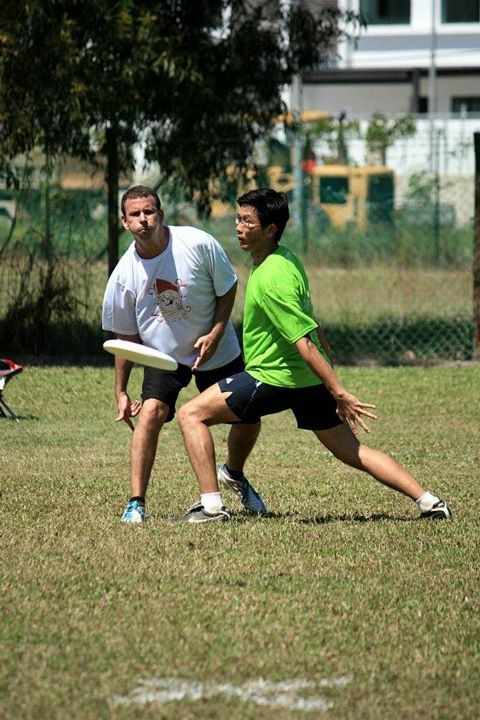 Taken from the last tournament I played in - Headhunters Hat 2011.