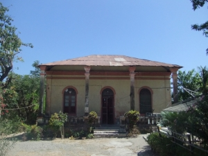 An old Portuguese house in Baucau