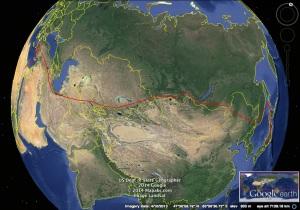 Kyoto to Cairo